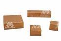 Non Brand Light Brown Jewelry Rigid Box