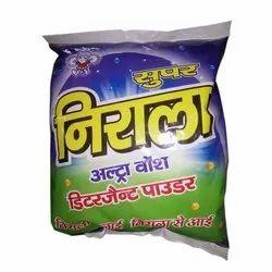 Super Nirala Ultra Wash Detergent Powder, Packaging Type: Packet, Packaging Size: 1 Kg