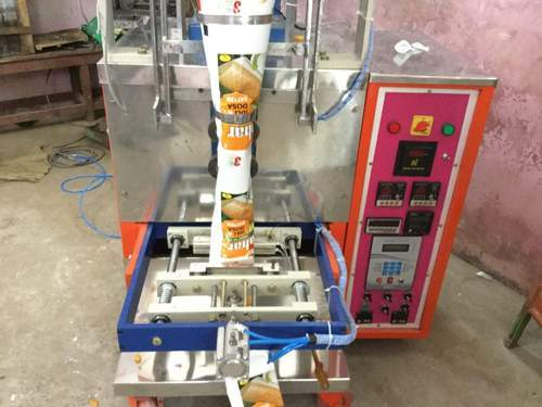 Automatic Idly Or Dosa Mavu Batter Weigh Filling Machine SPEC 5C