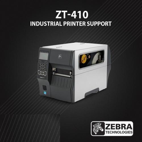Zebra Zt 410