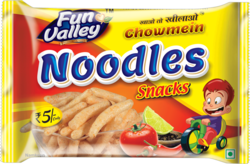 Noodle Packaging Pouch