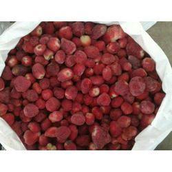 Frozen Seedless Strawberry Pulp