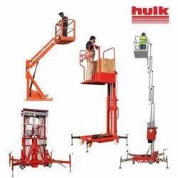 Forklift Work Platform