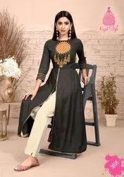 VOL-3 Kajal Style Kurti Fashion Label