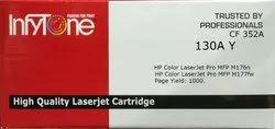 130A Y (CF 352A) Compatible Colour Toner Cartridge For HP Printers