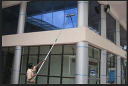 Building Exterior Cleaning Service