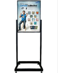 Backlit Poster Stand