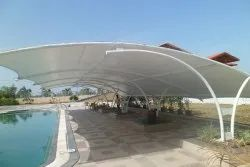 Steel Panel Build Tensile Party Tent Structure