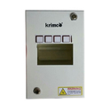 Krimco Mild Steel 4 Way Mcb Box For Electric Fittings