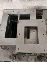 Ss Sheet Metal Frame For Tool Box
