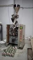 Low Budget Powder and Granules Packaging Machine