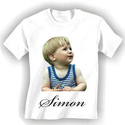 Sublimation customized T-Shirt
