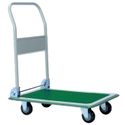 Color Coated Mild Steel Platform Trolley