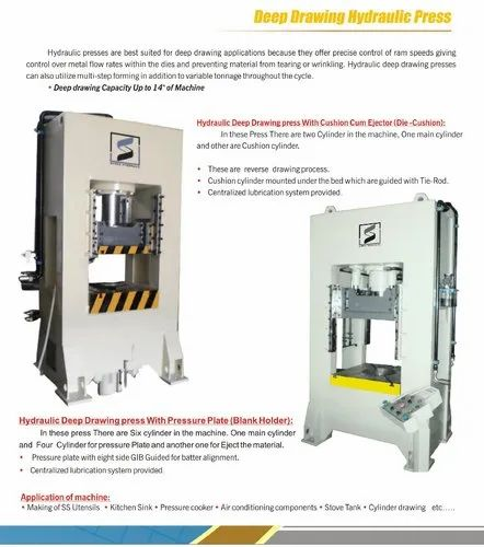 Load Tester For Hydraulic Press
