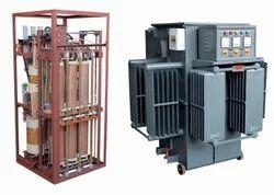 3KVA DC To 10KVA Servo Controlled Voltage Stabilizer