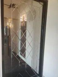 Glass Wall Paneling Service