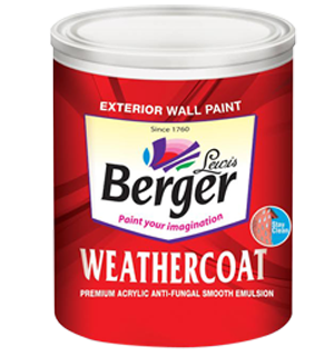 WeatherCoat Smooth Paint