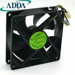 ADDA Cooling Fan AD0912ux-A7BGL 12vdc, 0.50A