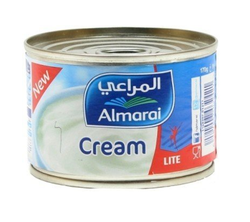 Almarai cream lite - 170 gm, Pack Size: 170 Gm