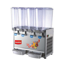 4 Flavour Juice Dispenser