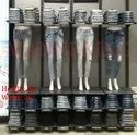 Jeans Display / Leggins Display Female Plastic Bottom Mannequin