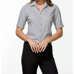 Corporate Shirt and Pant Girls Uniforms