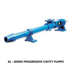 KL Series Progressive Cavity Pumps