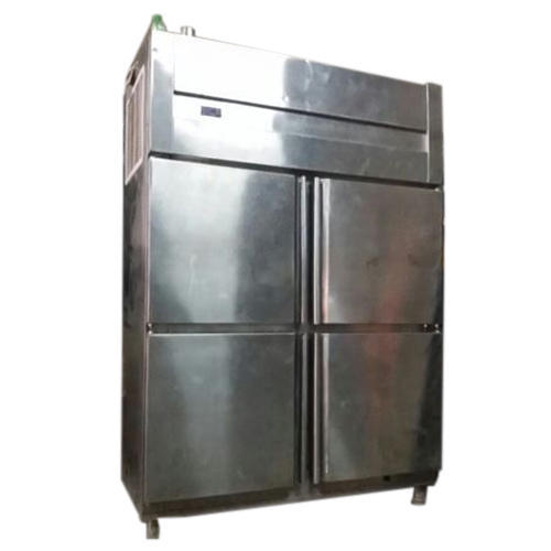 Four Door Commercial Deep Freezer
