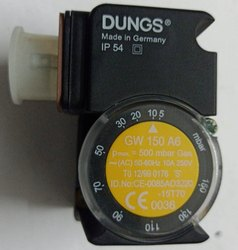 air and gas pressure switch