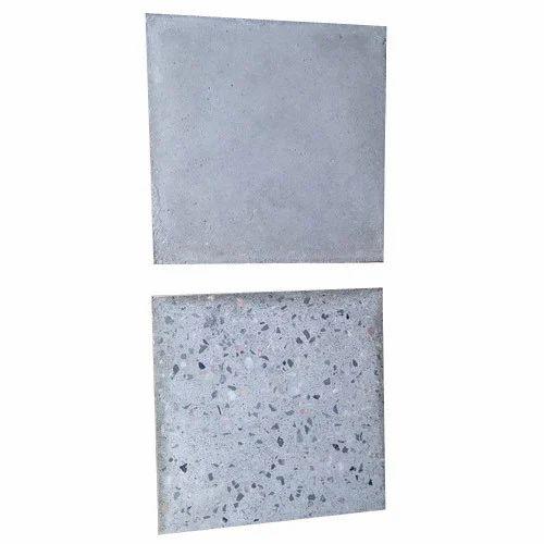 Square Terrazzo Tiles Size 6 X Inch