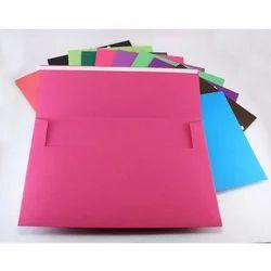 Colored Envelope