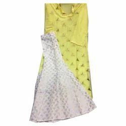 3/4 Sleeve Palazzo Suit