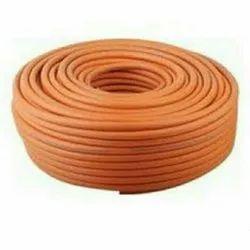 LPG Orange Gas Pipe