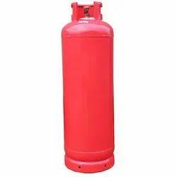 Bharat Gas Red 47.5 Kg Industrial LPG Cylinder, for Gas Storage