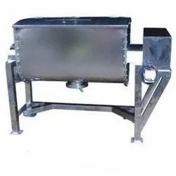 Semi-Automatic 2 Ft Drum Size Namkeen Mixer Masala Machine For Commercial