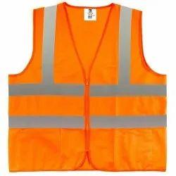 Polyester Reflective Safety Jacket