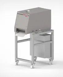Qualimark Semi Cooked Chapati Making Machine, Automation Grade: Automatic