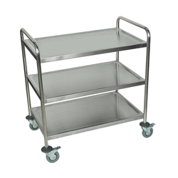 Stainless Steel Micro Trolley