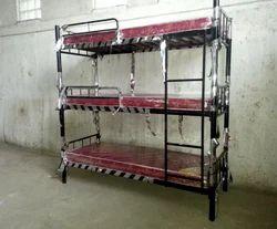 3 Tier Bunk Bed