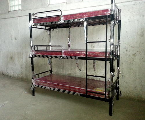 Bunk Beds Bunk Bed With Pullout Storage Manufacturer From Mumbai