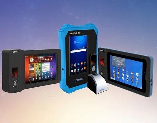 Aadhaar Enabled Biometric Android Device - Aadhaar Enabled