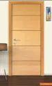 SVG 64 Veneer Flush Door With Groove