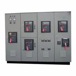 Three Phase Electric ACB Control Panel, Ip Rating: Ip65