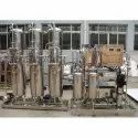 Automatic Mineral Water Bottling Plant