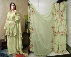 MS24C Ladies Dress Material