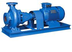 Teral-Aerotech Three Phase Coupled Motor Pump, for Industrial