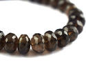 Smoky Quartz Gemstone Beads