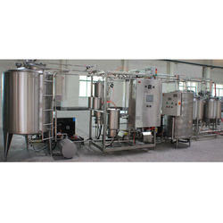 Mini Dairy Processing Plant