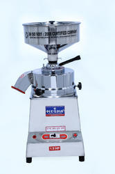 Stainless Steel Flour Mill(1.25 Hp)