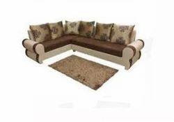 Cream Color Sofa Set